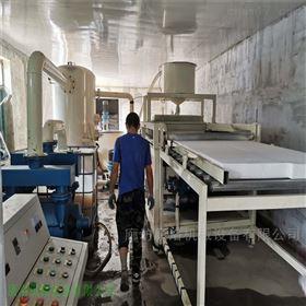 KL-58水泥改性硅质聚苯板设备厂家注意事项