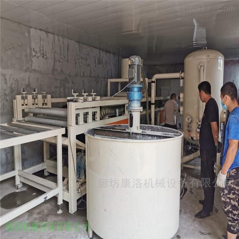 浙江硅质板设备与无锡硅岩板生产线市场