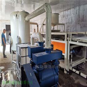 KL-58硅质板生产线硅岩保温建筑板设备开发