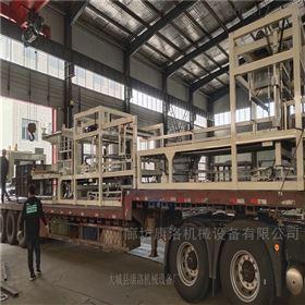全自动廊坊市颗粒板设备聚苯颗粒保温板生产线厂家