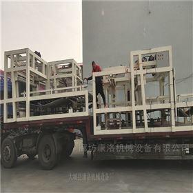 KL-55匀质改性聚苯板自动化设备A级防火设备