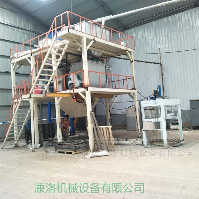 匀质保温水泥板设备模压设备生产加工