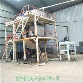 全自动水泥基颗粒匀质板设备生产