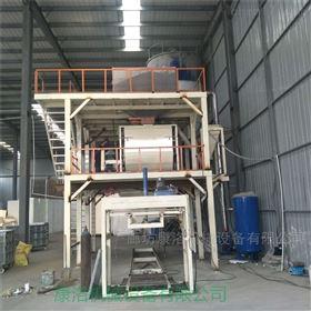 全自动匀质保温板设备生产方式