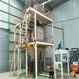 全自动水泥颗粒板设备生产运行原理
