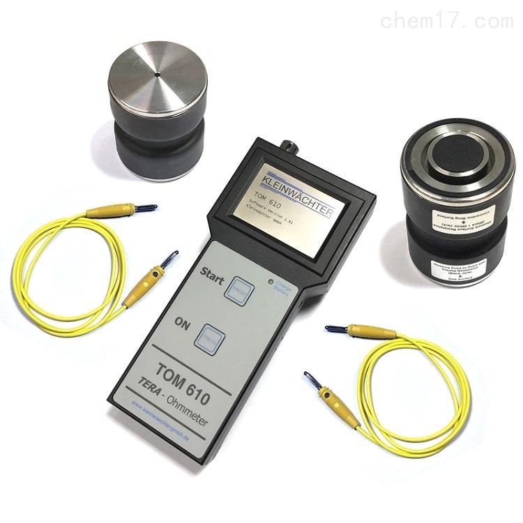原裝進口科納TOM610-SE重錘式靜電測試儀