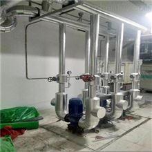 齐全锅炉机房硅酸铝管道白铁皮保温工程