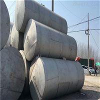出售二手30吨的304不锈钢储罐