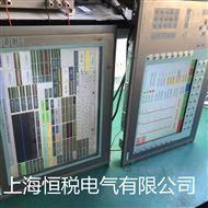 西门子操作面板通电启动黑屏无显示解决方法