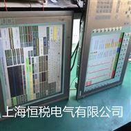 SIEMENS售后维修西门子操作面板触摸灵敏度反应慢解决方法