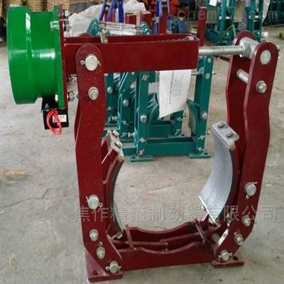 MW160-80MW160-80电磁铁鼓式制动器