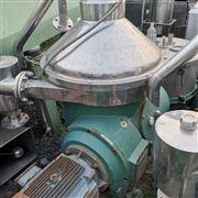 低价处理二手 卧螺 碟片离心机 污泥脱水机