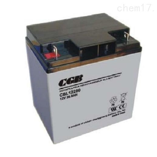 CGB长光蓄电池CBL12280现货