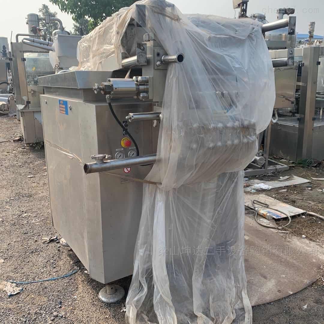 饮料厂用二手均质机回收价格