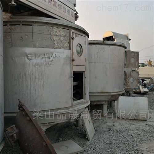 二手2500型盘式连续干燥机