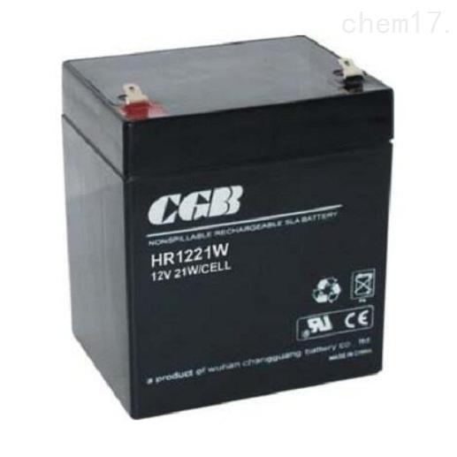 CGB长光蓄电池HR1221W免维护