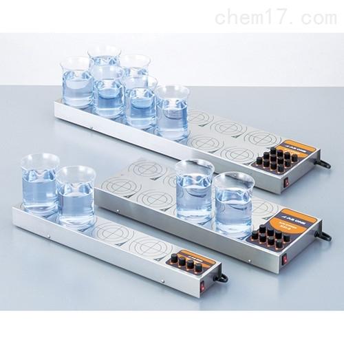 日本进口ASONE亚速旺紧凑型磁力搅拌器KSS-8