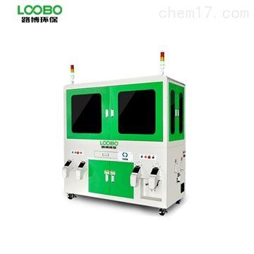 LB-ZN10螺丝螺母双玻璃盘光学检测筛选机