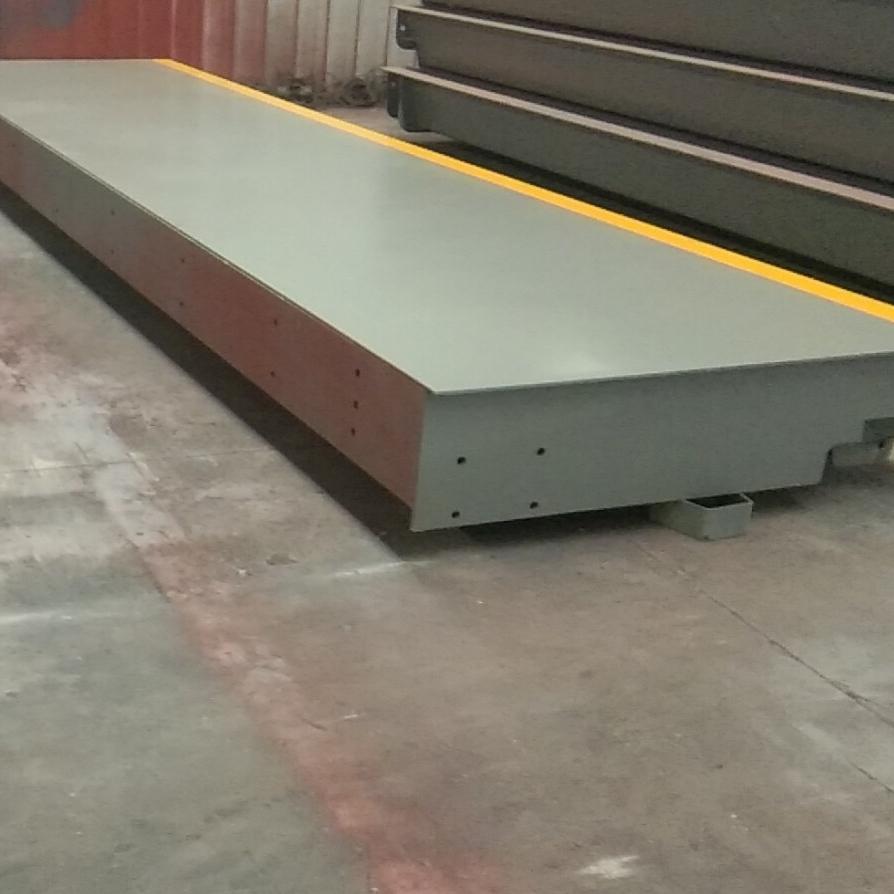 天津100吨地磅现货厂家