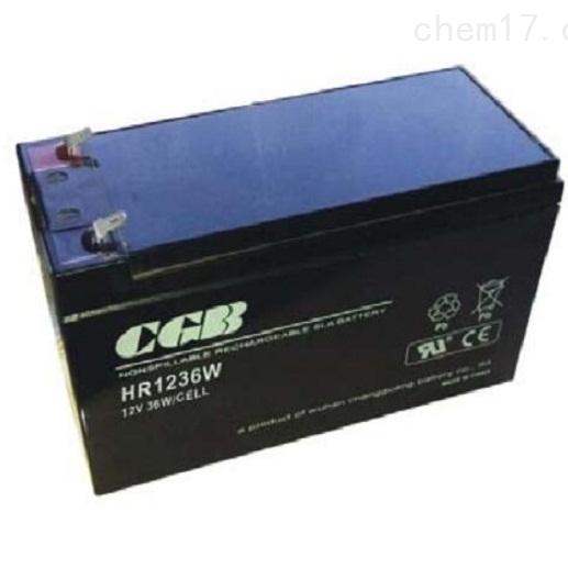 CGB长光蓄电池HR1236W含税运