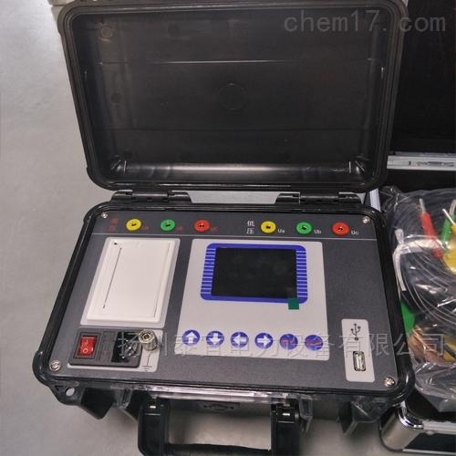 电力承试类五级智能型变压器变比组别测试仪