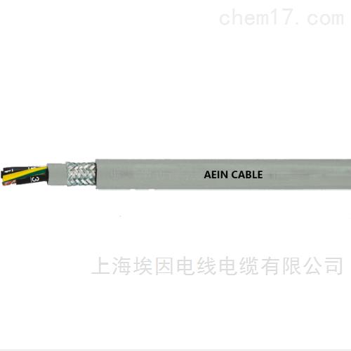 埃因欧标PVC耐油屏蔽软电缆300/500V