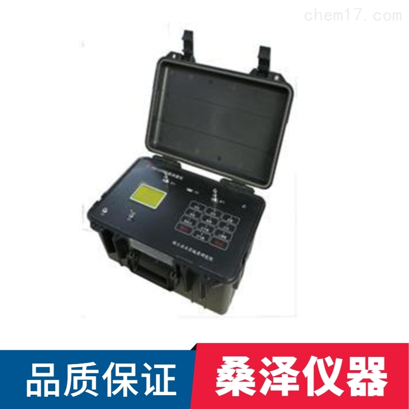 空气氡、土壤氡测量仪