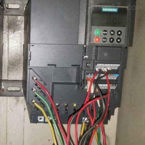 西门子MM440变频器F0001常见报警代码维修
