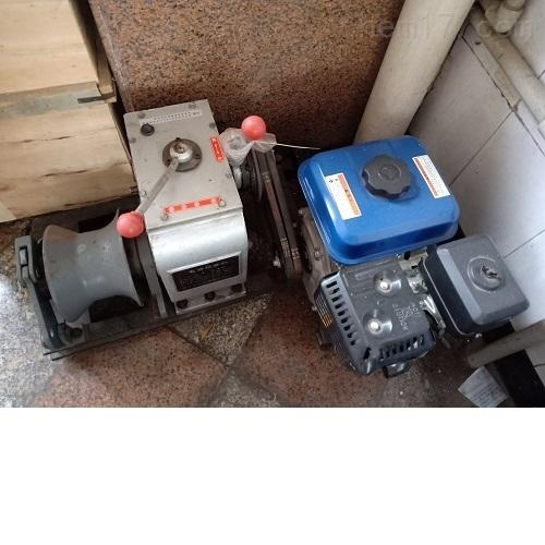 电动绞磨机承装修试出售