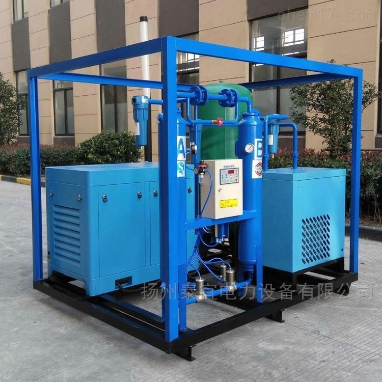 200m³空气干燥发生器出厂