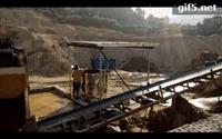 采石場石料破碎石粉洗砂泥漿帶式壓泥機