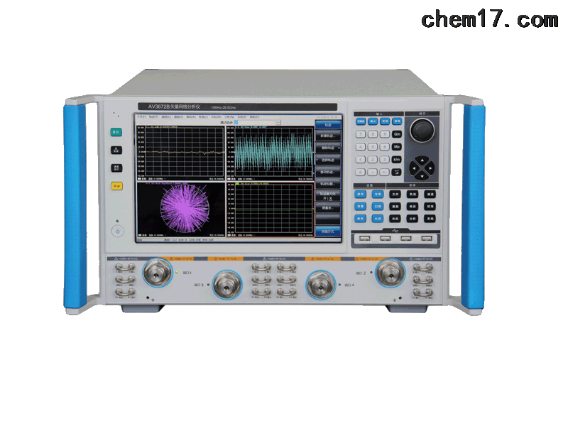 ceyear思仪3672A/B/C-S矢量网络分析仪