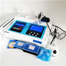 JH-TD403自来水水质检测仪器废水氨氮测定仪