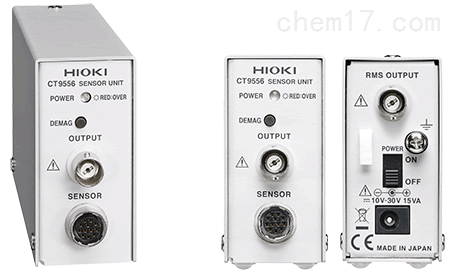 CT9557 CT9556传感器单元日置HIOKI采集器