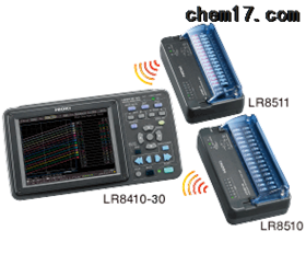 记录仪LR8410-30日本日置无线数据记录仪LR8410-30