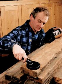 英国易高ELCOMETER P600木材金属探测器