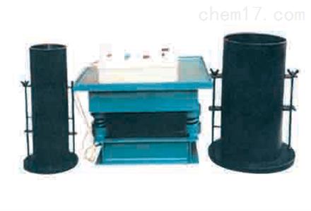 粗粒土振动台法试验装置