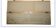 曲管地温表 土壤温度测量仪 玻璃标水银温度计 地温表