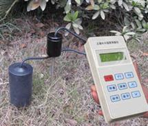 手持式土壤水分速測儀