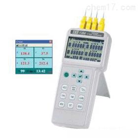 四通道温度计 4探头温度记录仪 可接电脑温度测试仪