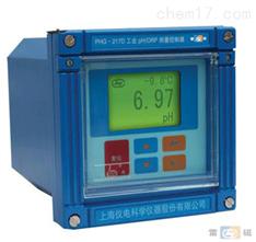 上海雷磁在线PH计,PHG-217D型工业pH/ORP测量控制器