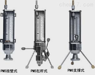 PM-5麦氏真空表使用方法