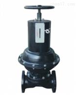 EG6B41J常闭式气动衬胶隔膜阀