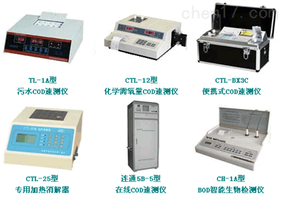 CTL-12化学需氧量C0D速测仪