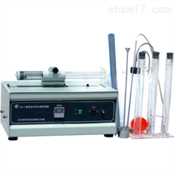 SD-II型电动砂当量测定仪试机与操作步骤
