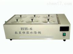 HH·S11电热恒温水浴锅