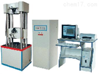 微机控制电液伺服万能试验机使用说明