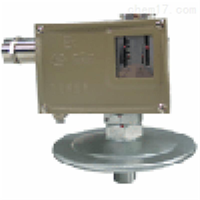 上海自动化表四厂D500/7D防爆型压力控制器