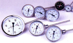 供应双金属温度计