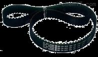 DT10-1210钢丝双面齿同步带,进口齿形同步带,双面齿同步带,进口橡胶同步带